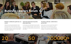 Business Leaders Forum